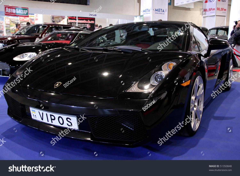 Kiev April 18 Car Model On Stock Photo 51350848 Shutterstock
