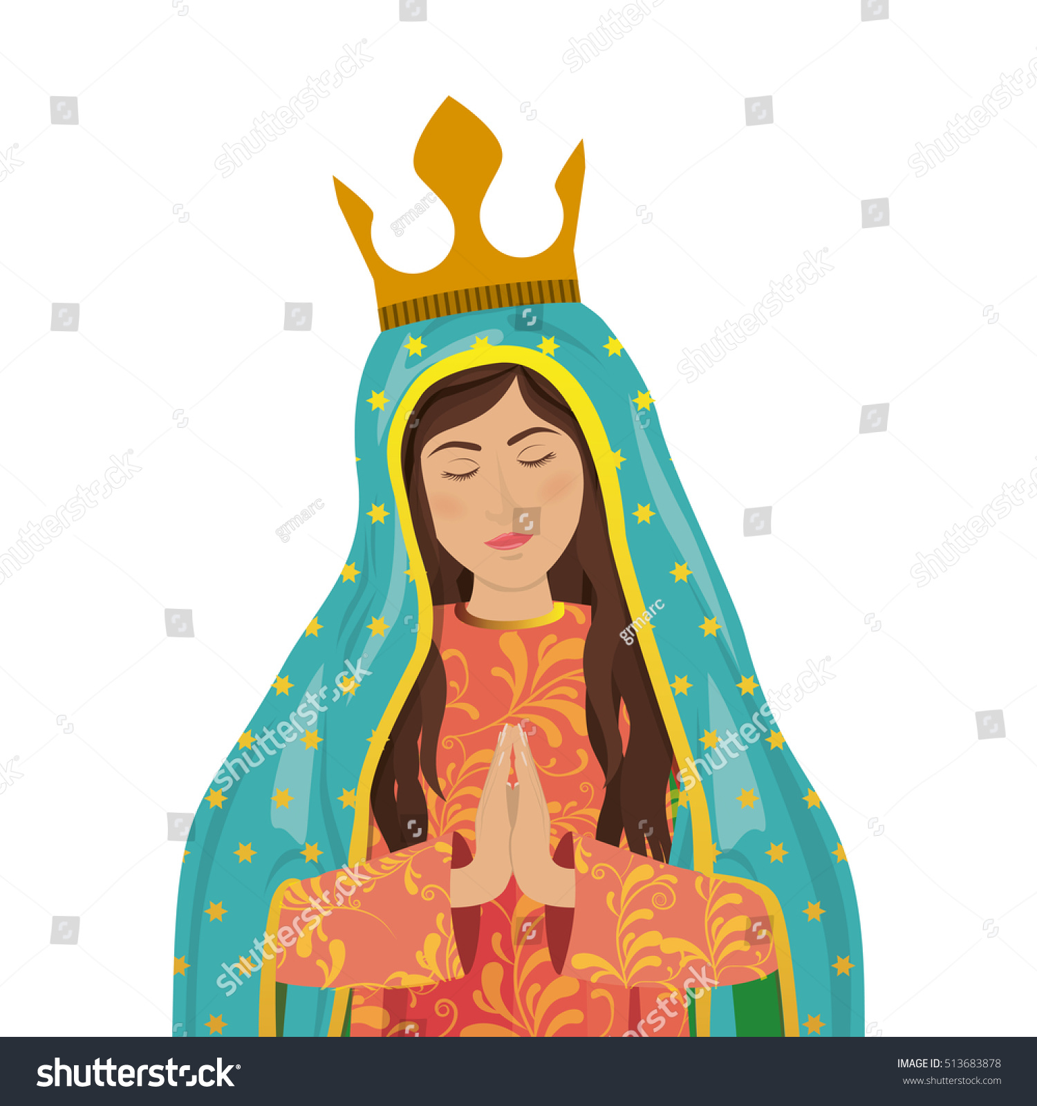Where learn Virgin mary designs have quickly