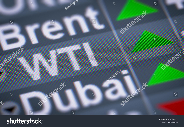 Wti crude oil up stock illustration 513698887 shutterstock wti crude oil up biocorpaavc Image collections