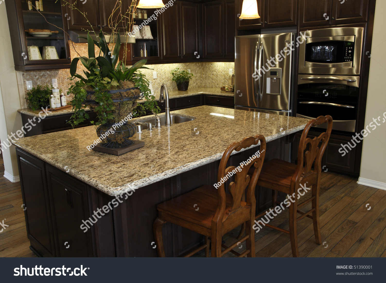 Uncategorized Designer Kitchen Appliances modern designer kitchen stainless steel appliances stock photo with and a granite island