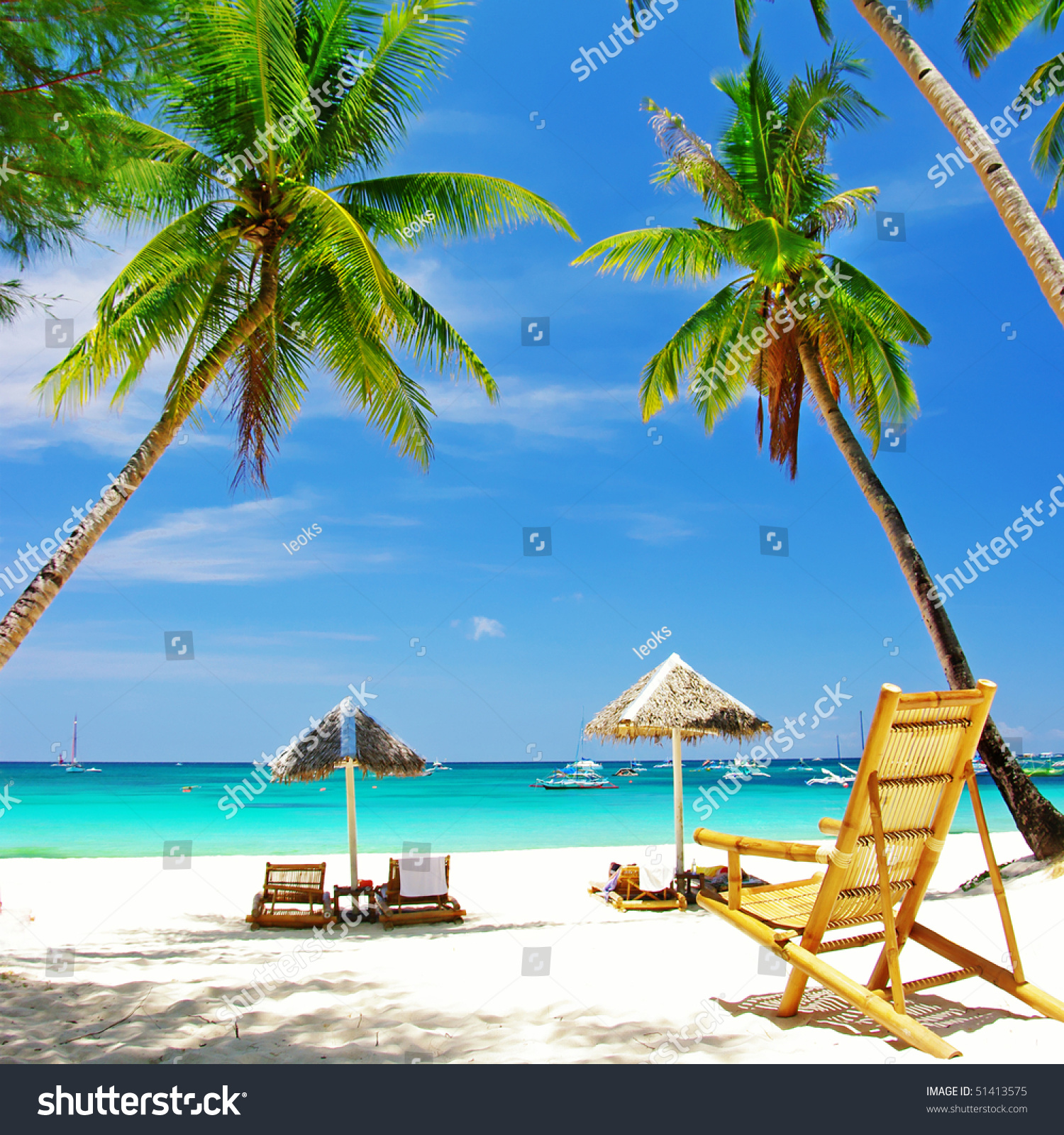 Tropical Holidays Stock Photo 51413575  Shutterstock