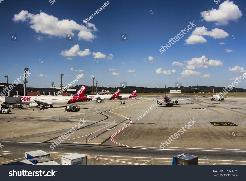 Aeroporto Sp : Sao paulo sp brasil april 21 stock photo edit now 514474324