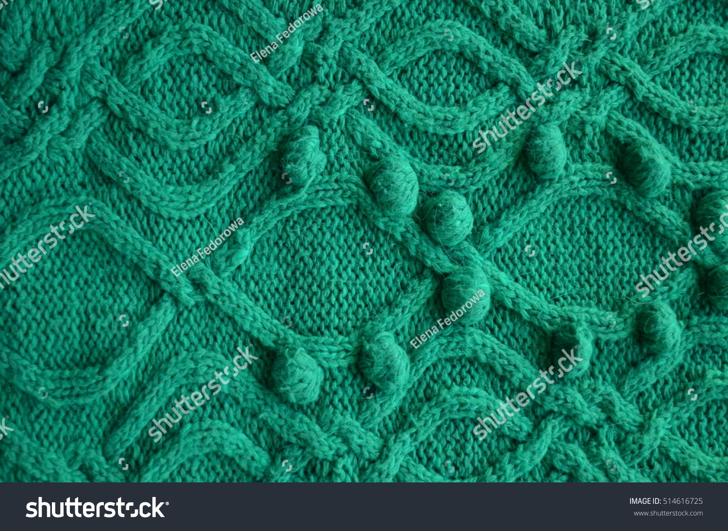 Woolen Knitting Patterns : Cloth Wool Knitting Large Knit Woolen Stock Photo 514616725 - Shutterstock