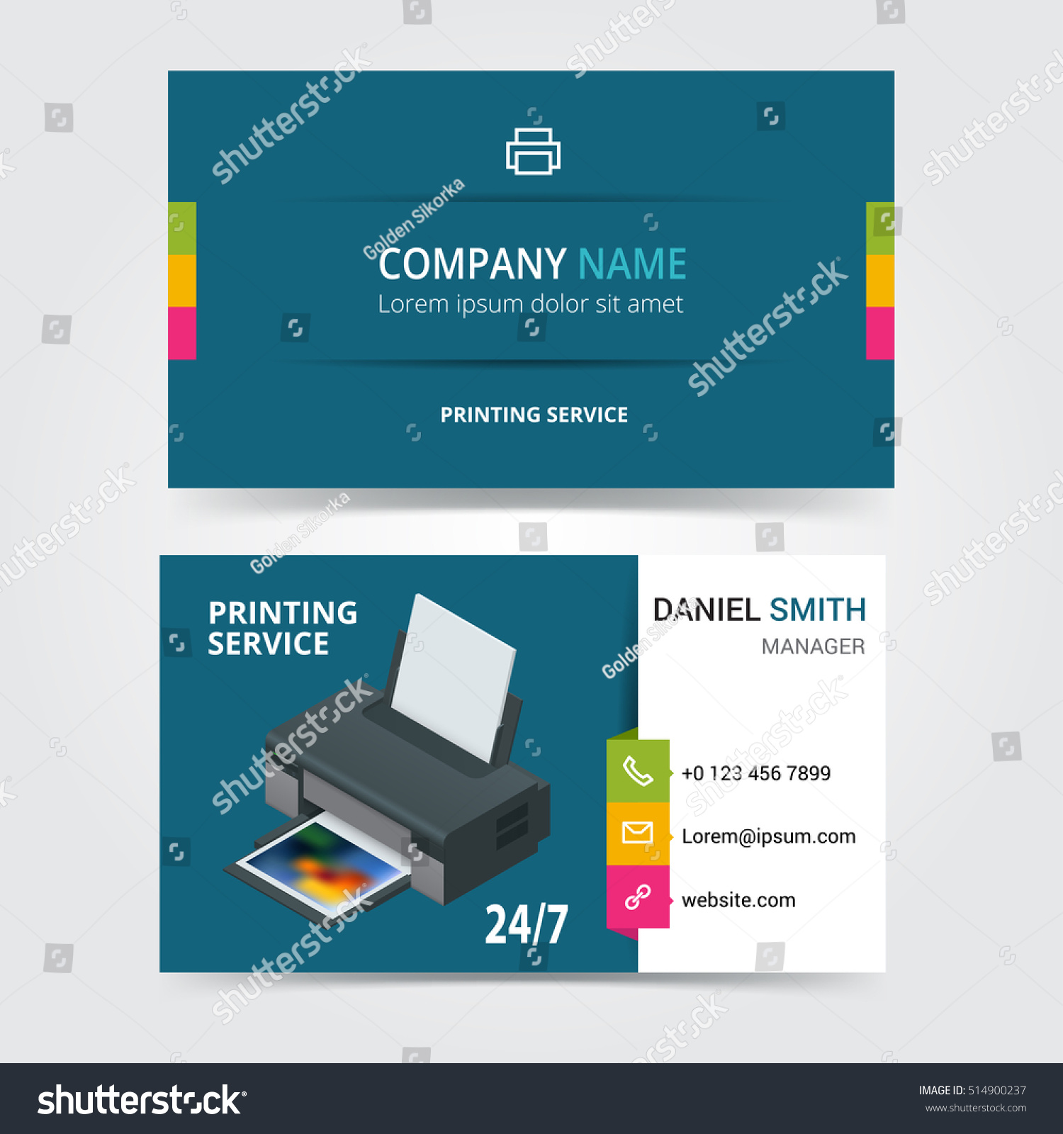 Business Card Printers In Centurion Choice Image - Card Design And ...