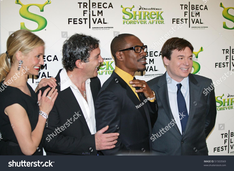 New York April 21 Actors Antonio Stock Photo (Edit Now) 51503569