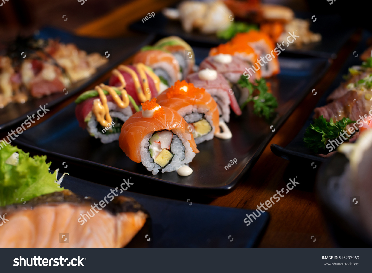 favorite food essay sushi Sushi is one of my favorite foods depending on where you get it, it's usually  made fresh with natural ingredients plus, fish is a great source of.