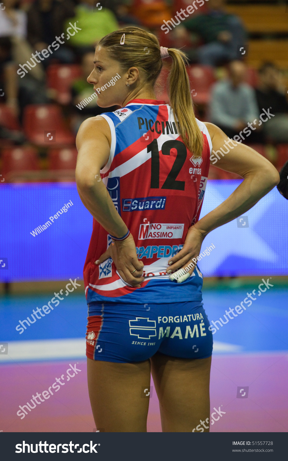 That Volleyball player francesca piccinini apologise