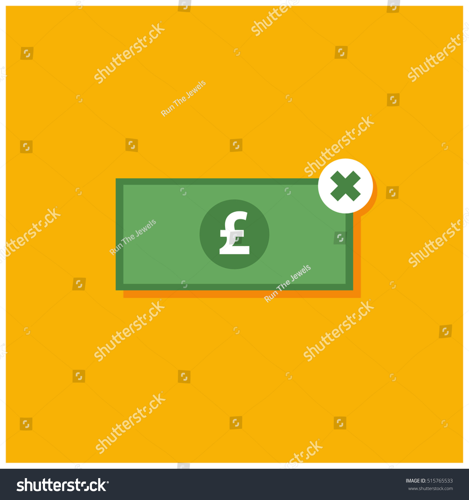 Rs currency symbol images symbol and sign ideas no money pound sign gbp currency stock vector 515765533 shutterstock no money pound sign gbp currency buycottarizona Choice Image