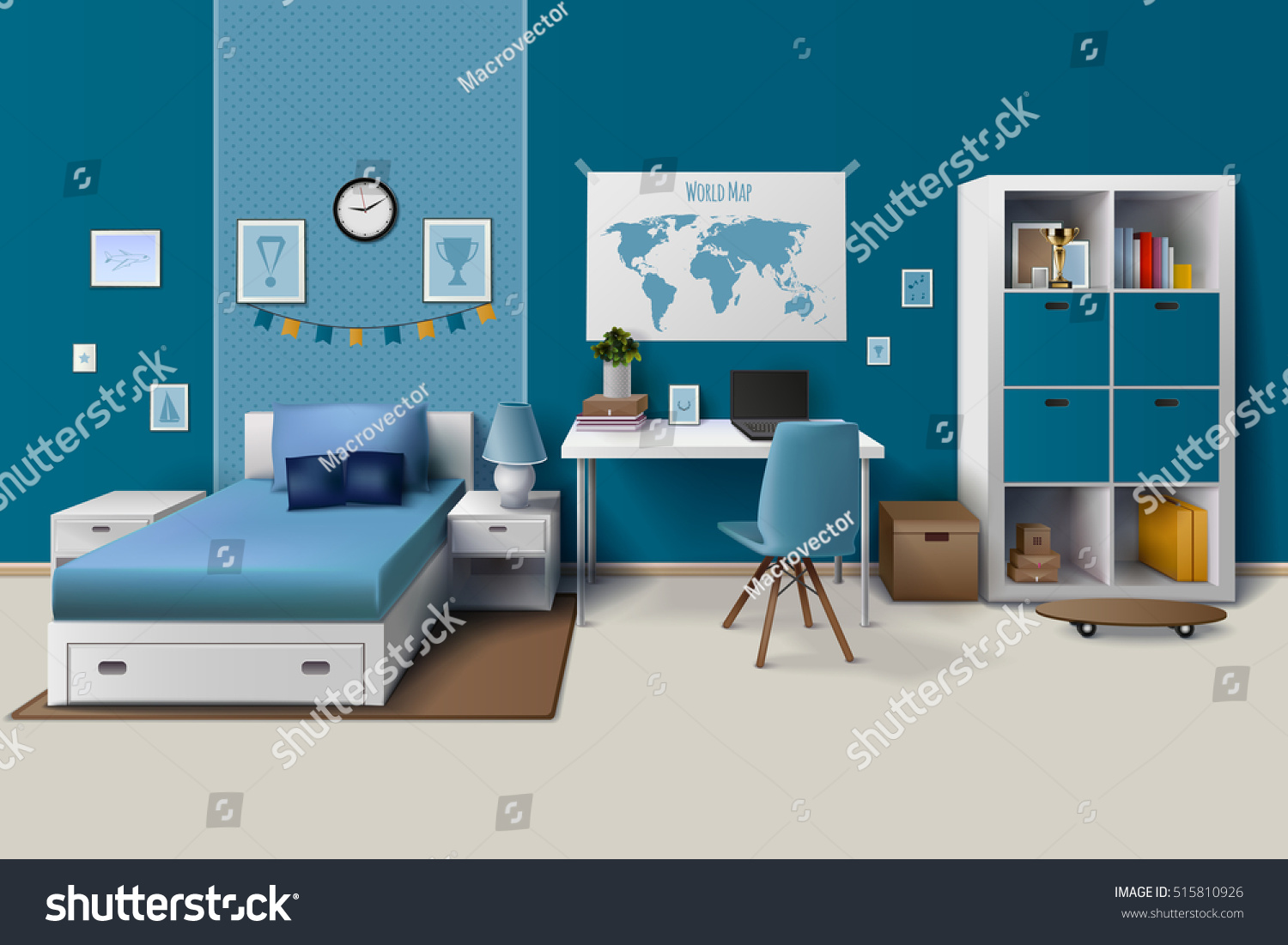 room boy decor for desk design boys designs space study teen interior trends home decorating arch ideas