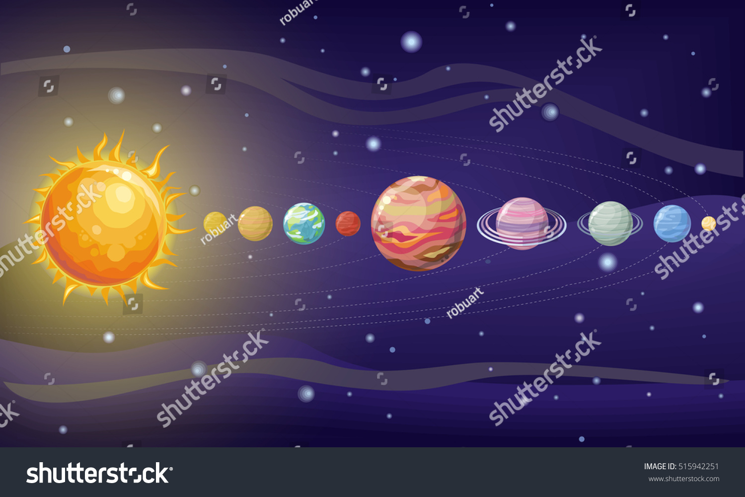 galaxies planets and saturn - photo #27