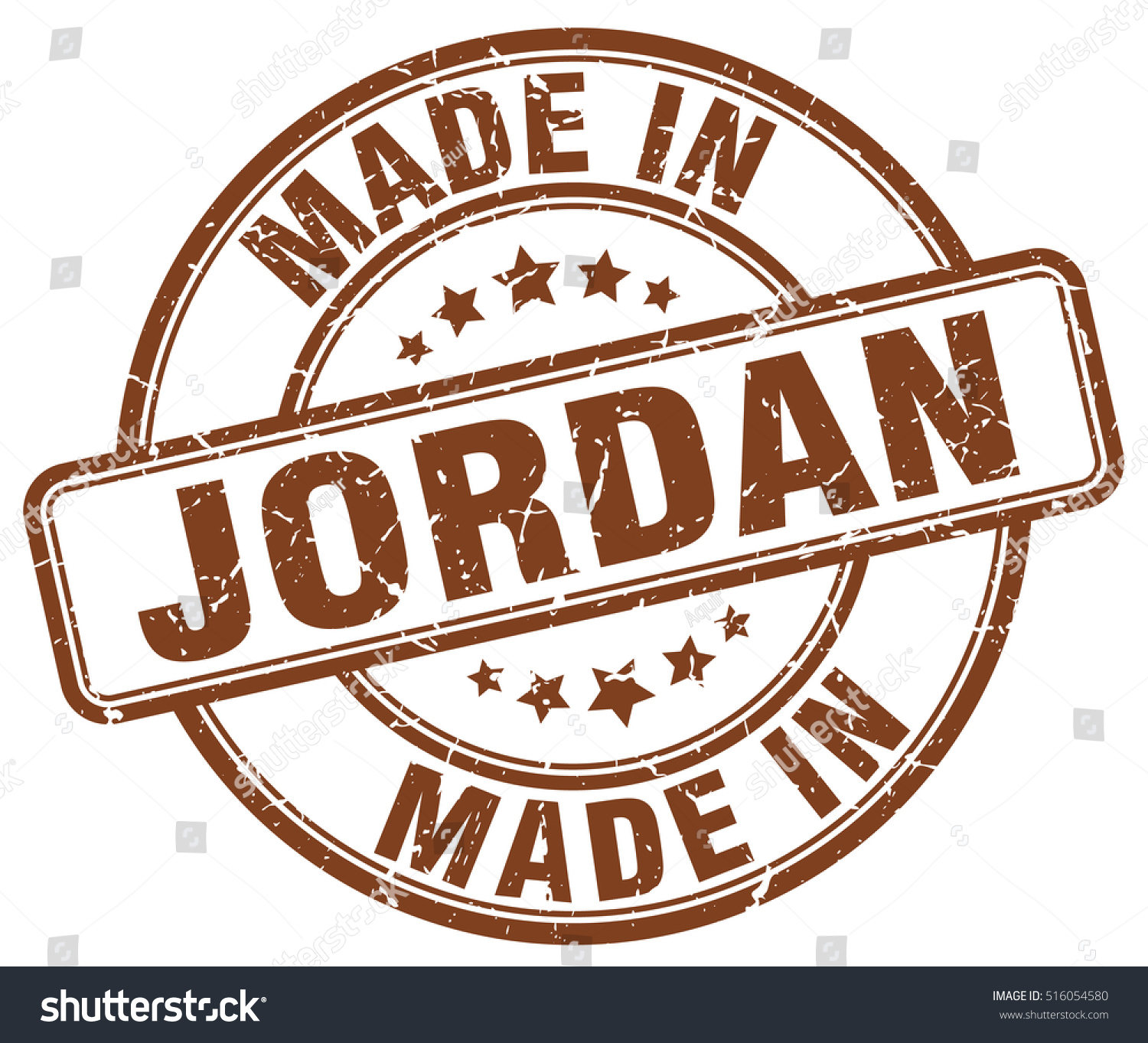 Made jordan stamp stock vector 516054580 shutterstock made in jordan stamp biocorpaavc Gallery