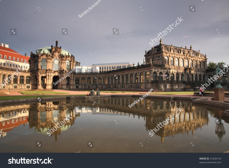Beautiful City Dresden Eastern Germany Stock Photo 51620143 Shutterstock