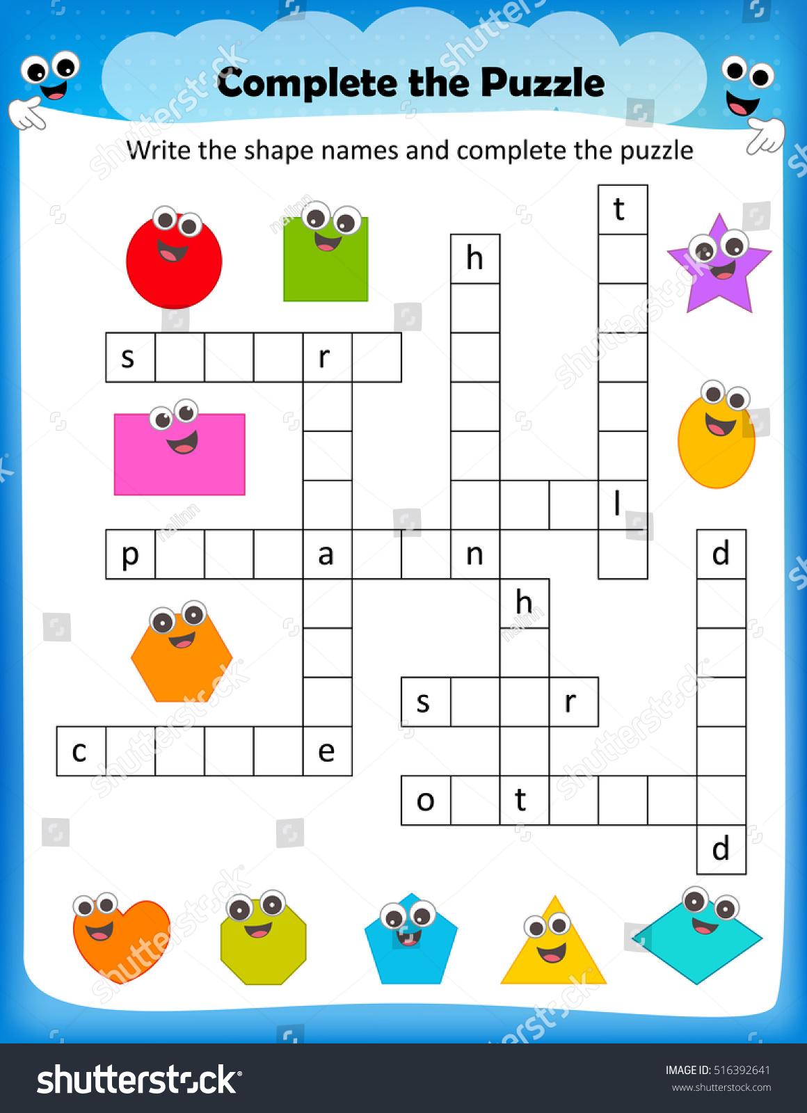60 worksheet for colors for kindergarten. Black Bedroom Furniture Sets. Home Design Ideas