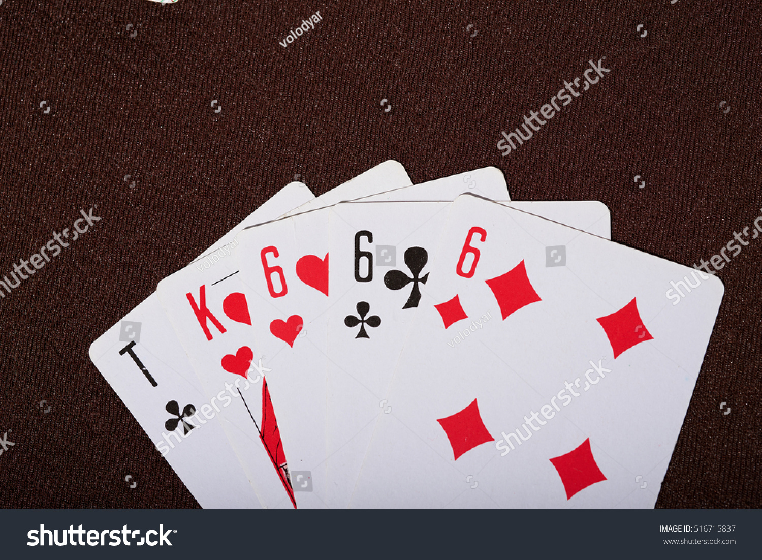 Moscow poker