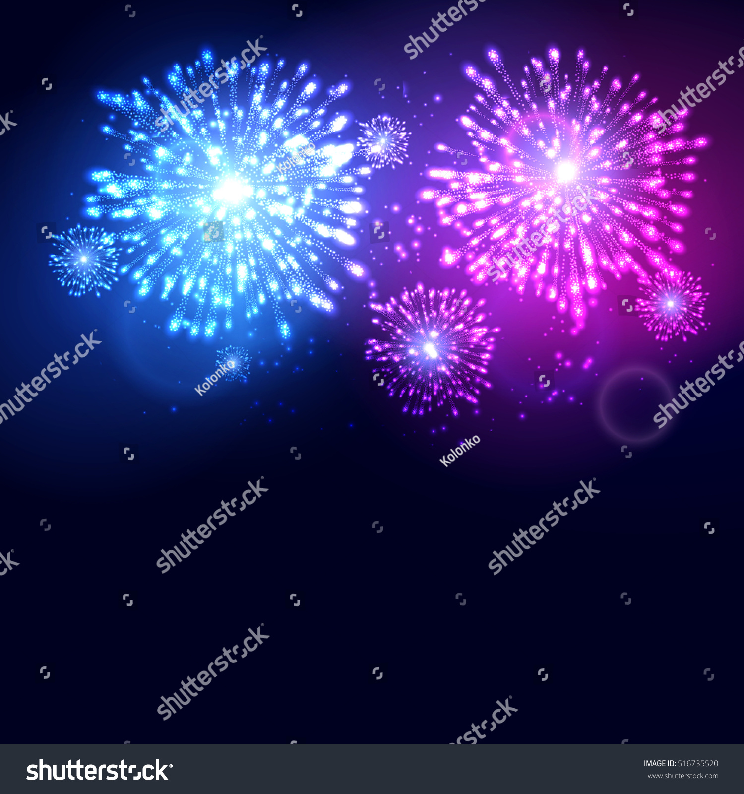 great firework template photos >> fireworks powerpoint templates, Presentation templates