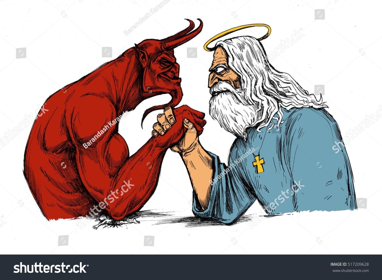 Gott Gegen Teufel