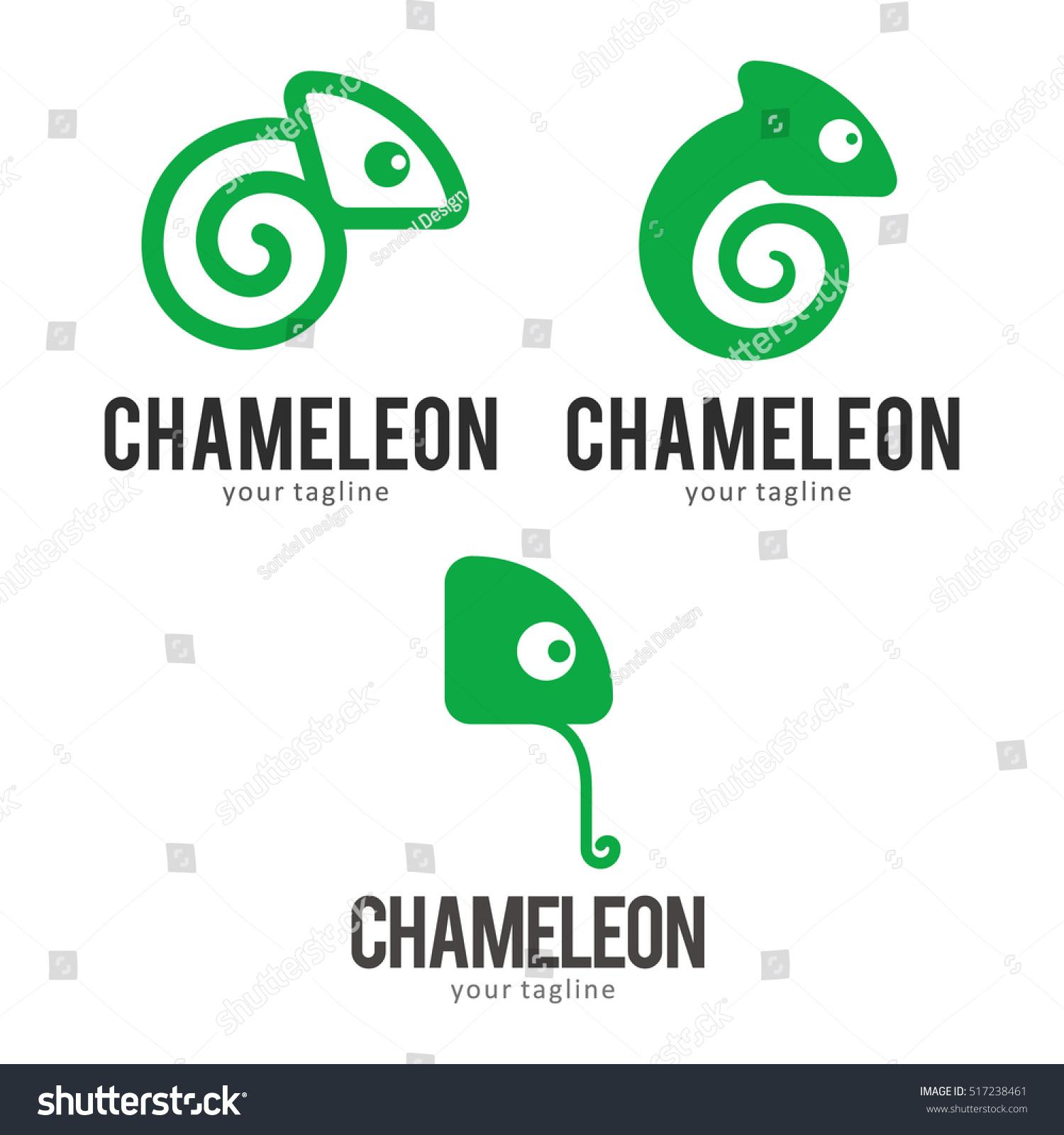Mixed Up Chameleon Template Dinocrofo