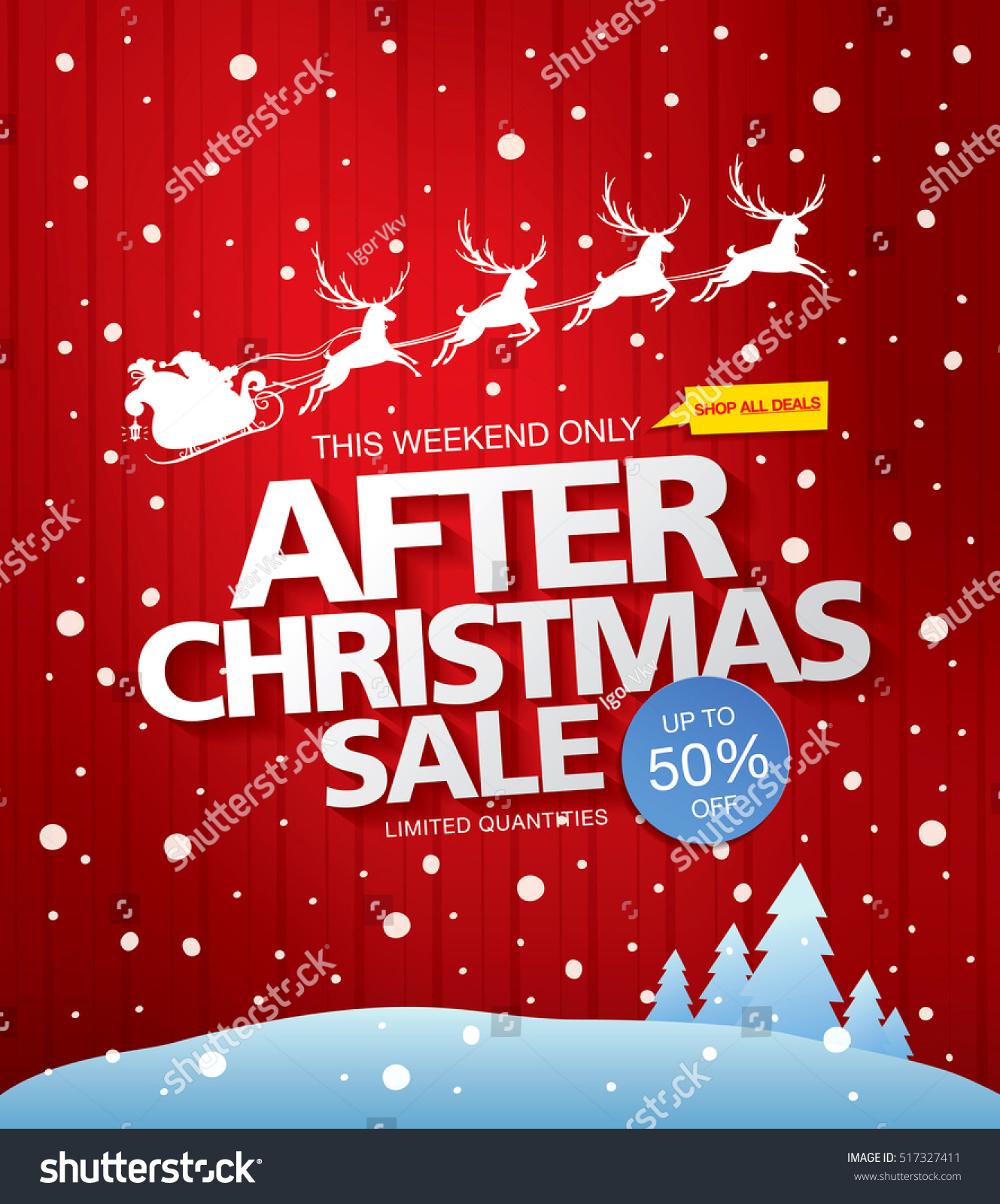 after christmas sale hours at walmart