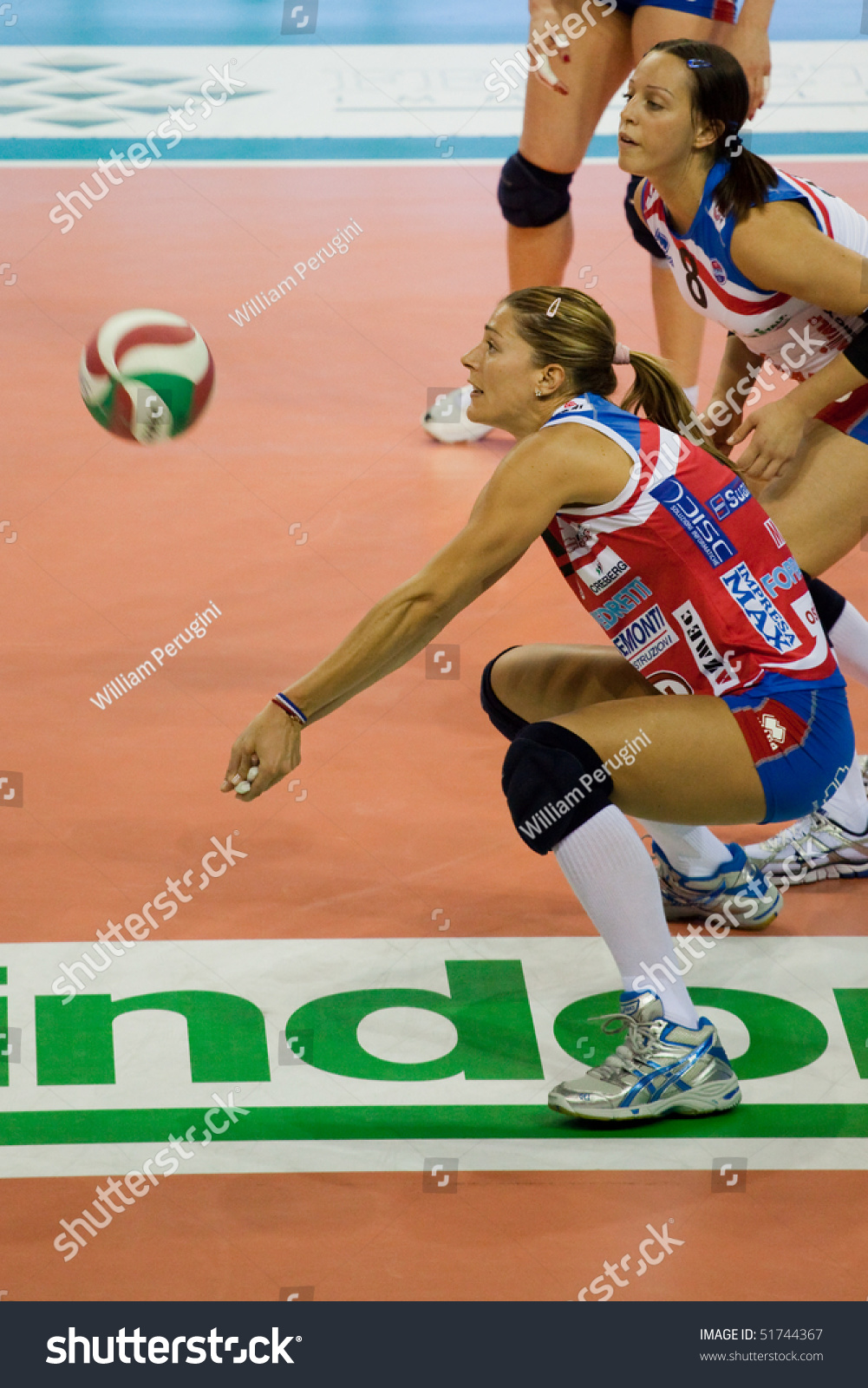 Volleyball player francesca piccinini opinion you