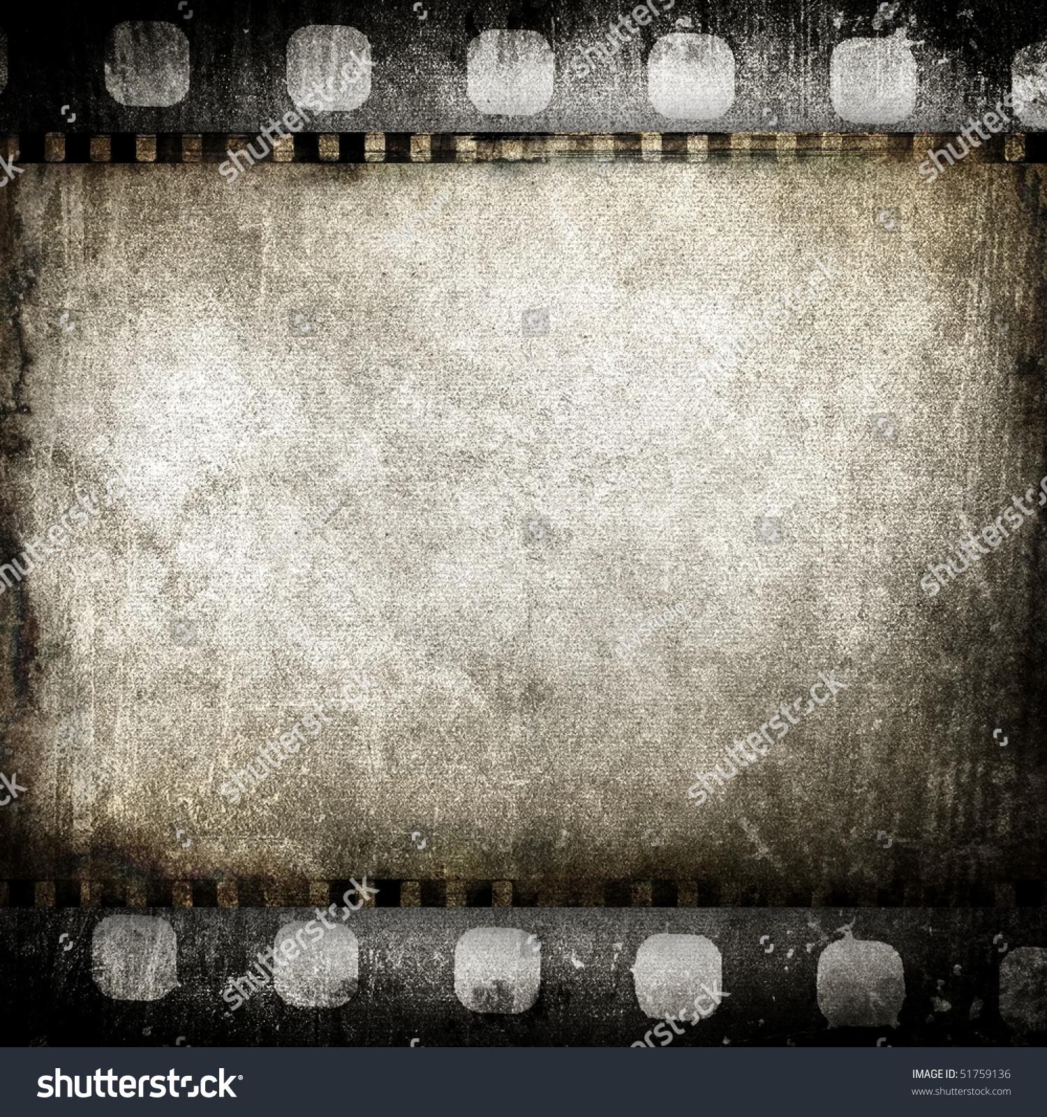 Vintage Film Background Stock Illustration 51759136 - Shutterstock
