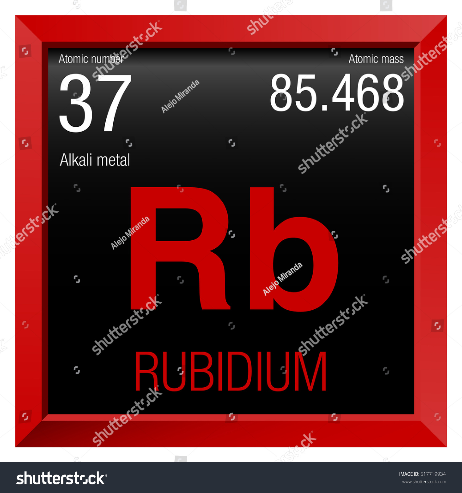 73 lewis symbols and structures sysml activity diagram the periodic table displays the symbols and images periodic stock vector rubidium symbol element number of the periodic table of the elements chemistry red gamestrikefo Image collections