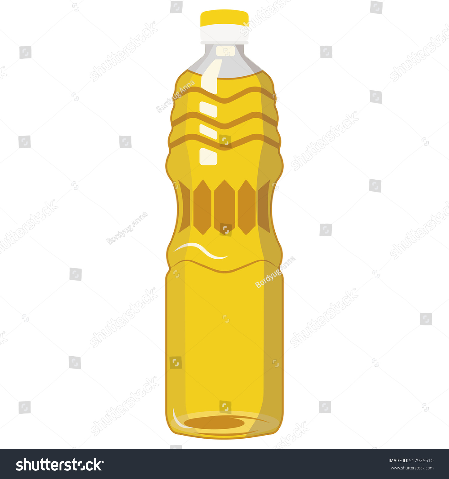 Lorganic Sunflower Oil In Glass Bottle