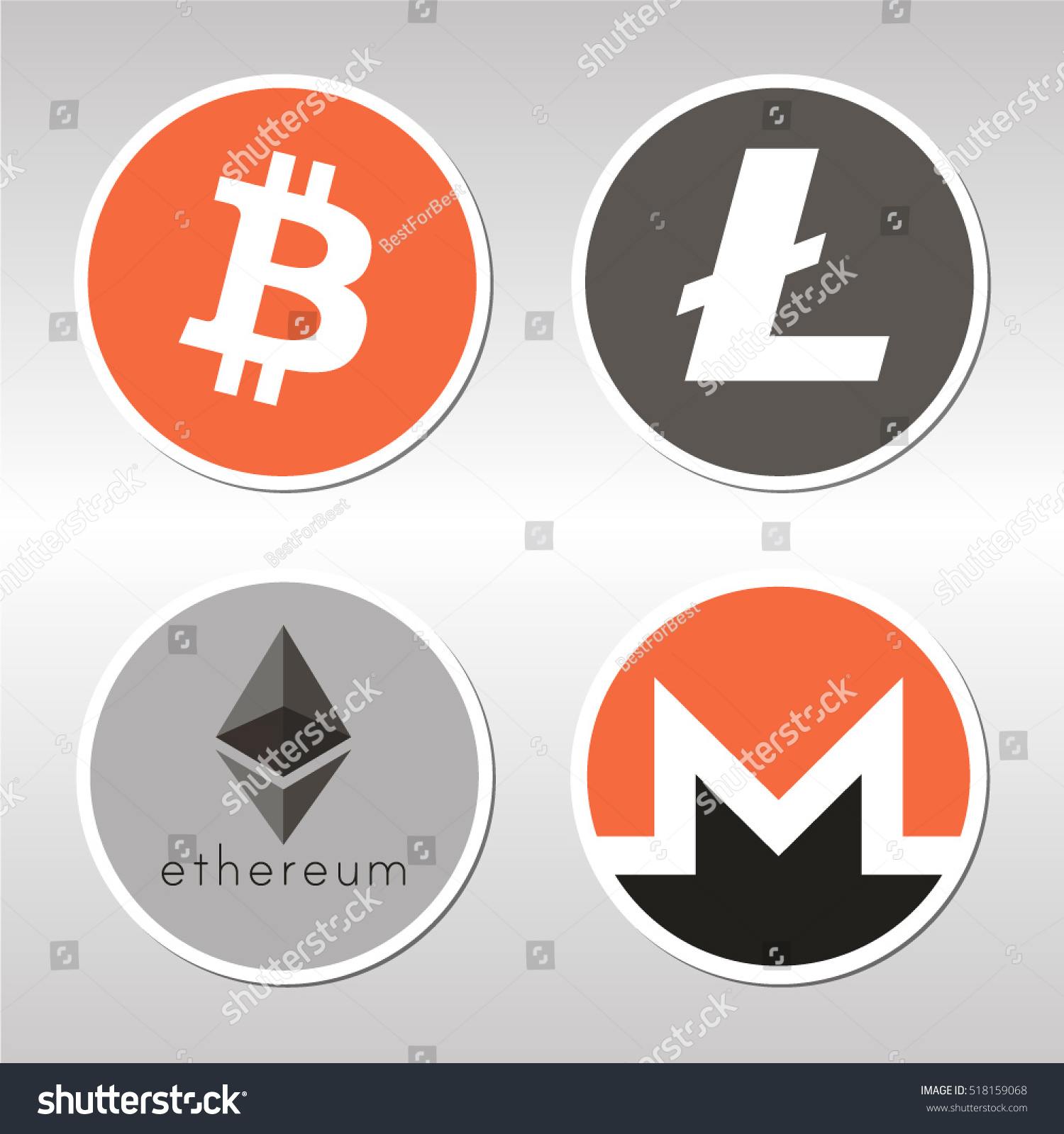 Litecoins Vs Bitcoin Ticker Symbol For Cryptocurrency