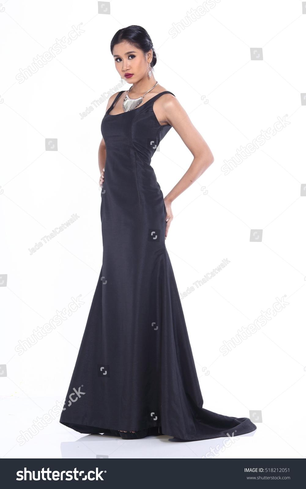 2579837de7632 Black And Silver Party Dress - ShopStyle