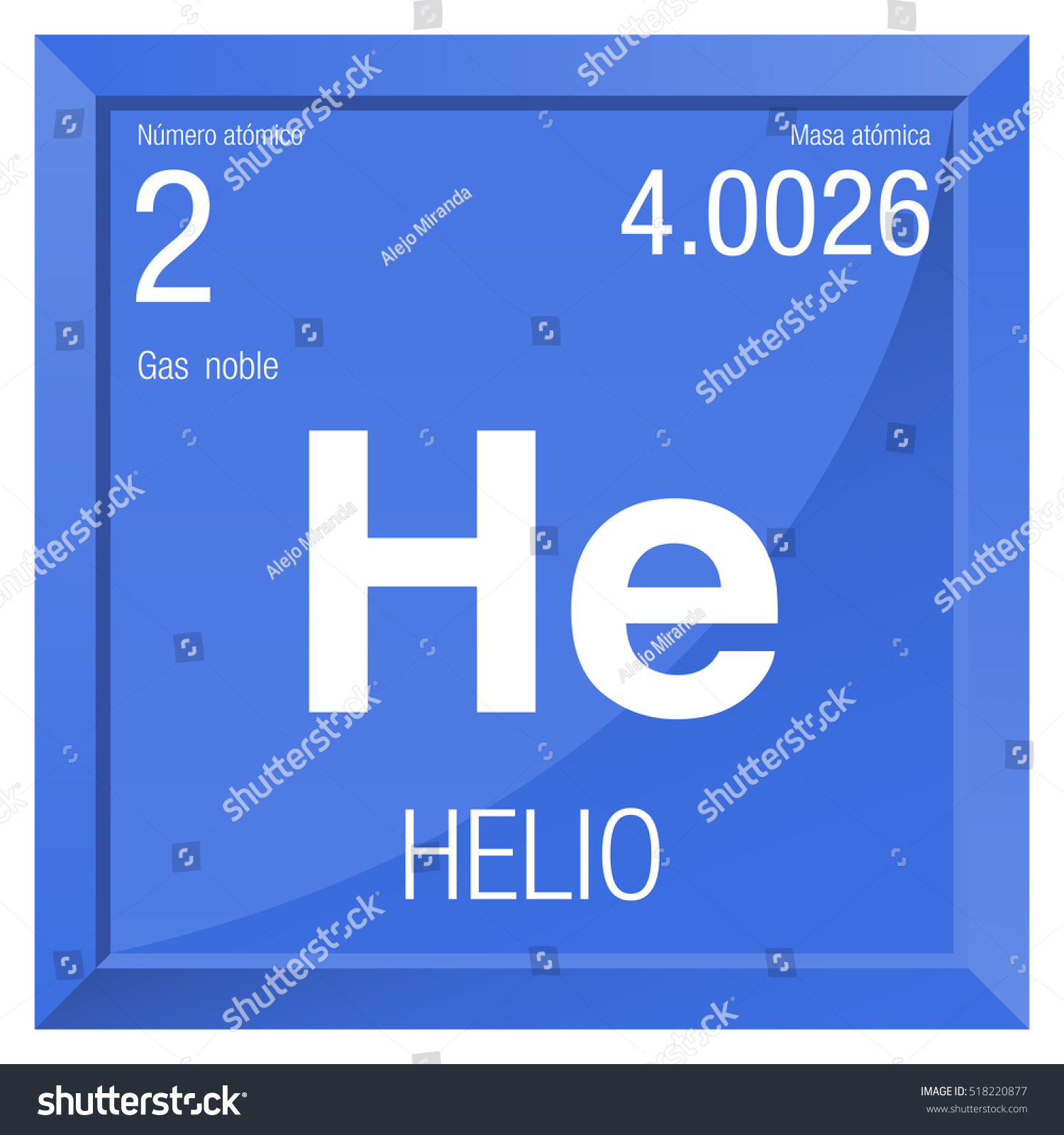 Helio symbol helium spanish language element stock vector helio symbol helium in spanish language element number 2 of the periodic table of gamestrikefo Images