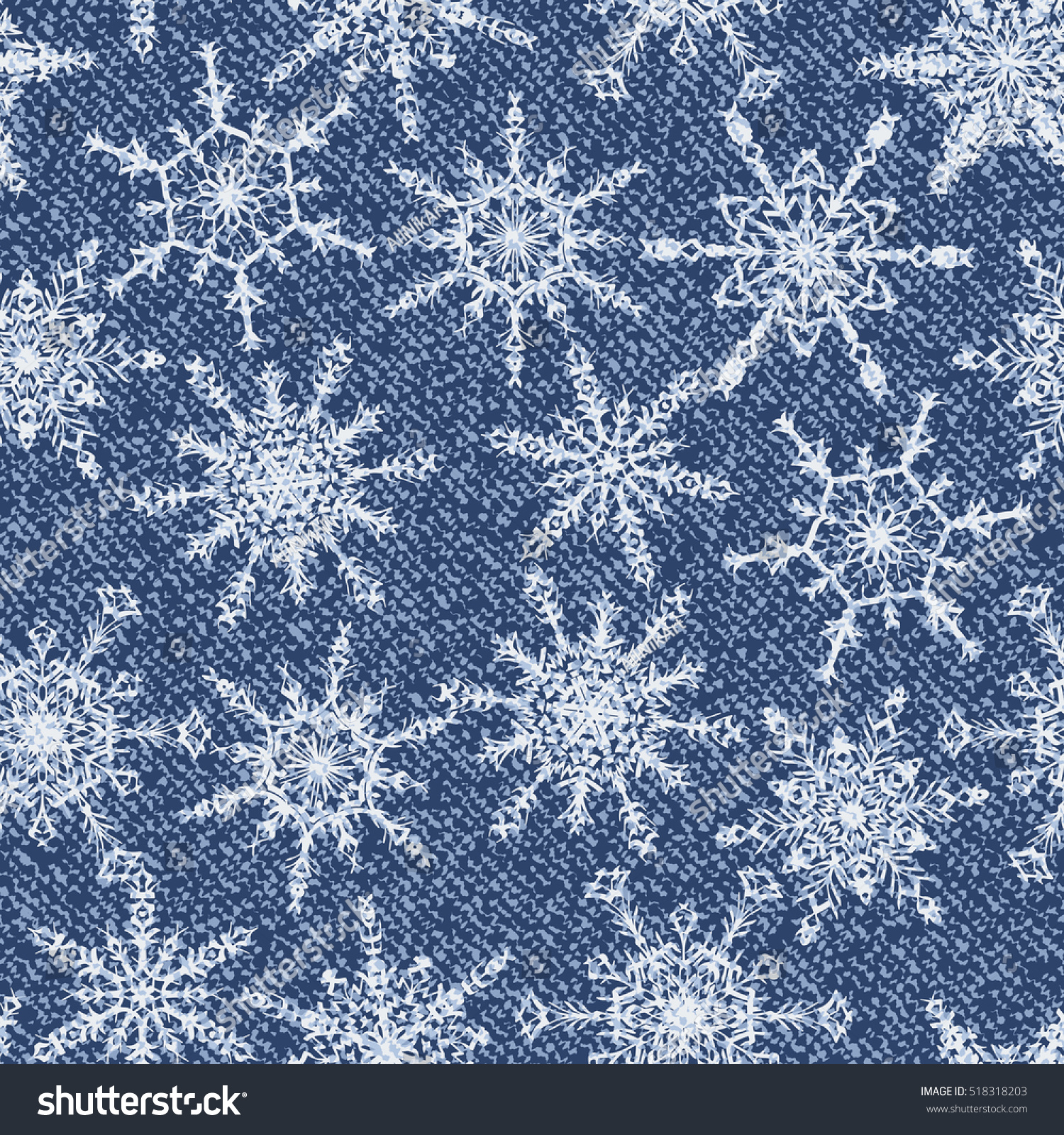 snow holiday wallpaper christmas new year stock vector (royalty free