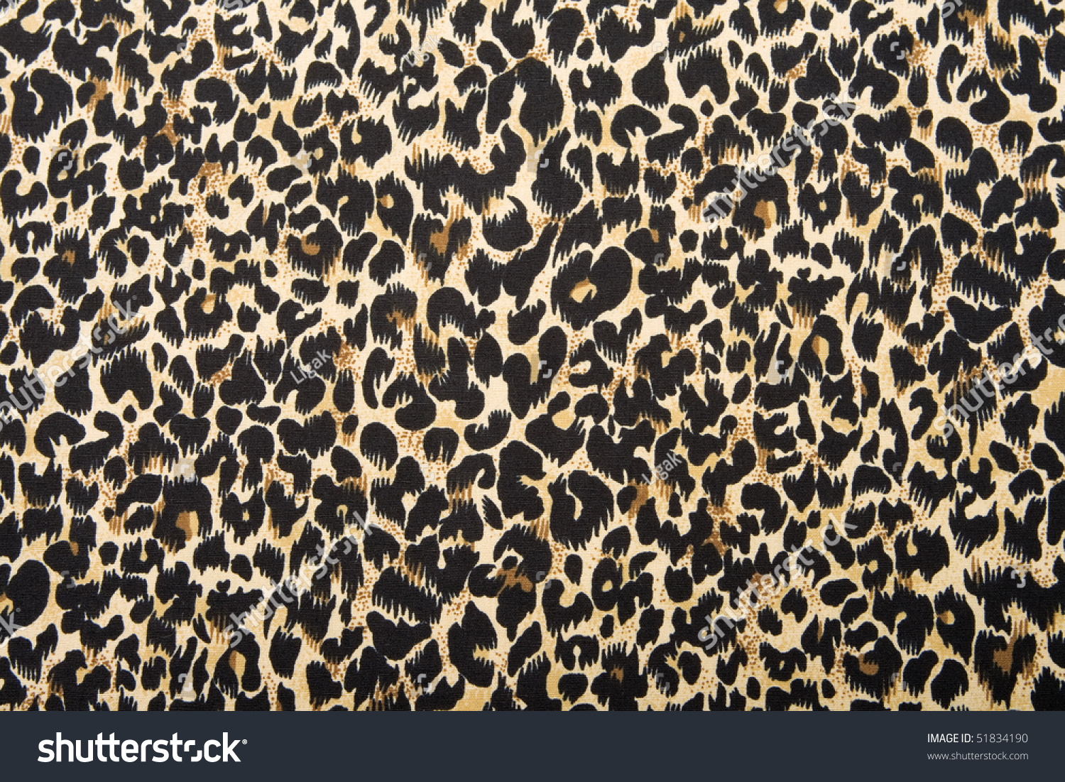 Leopard Print Fabric silk leopard print fabric stock photo 51834190 - shutterstock