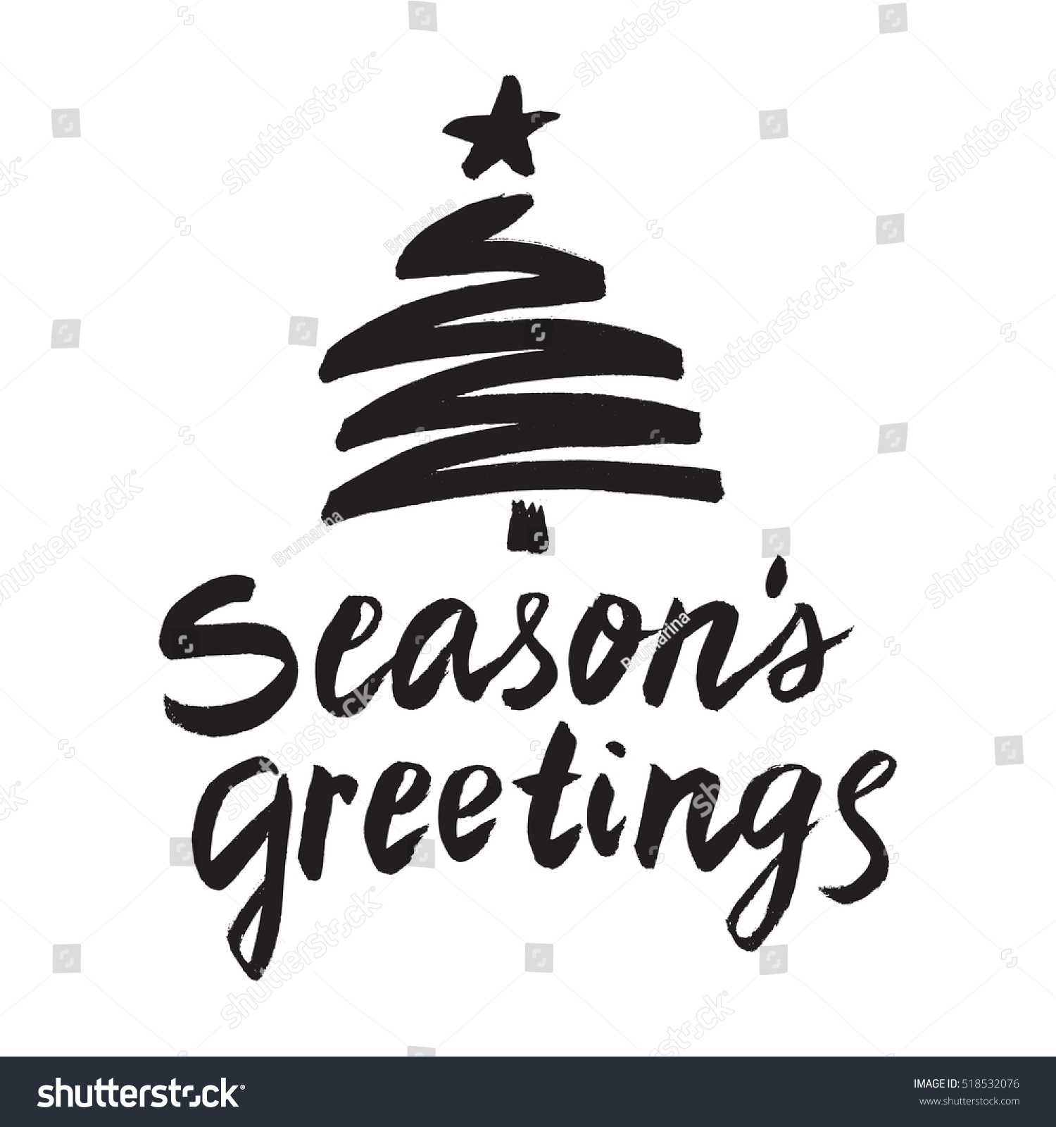 seasons greetings template