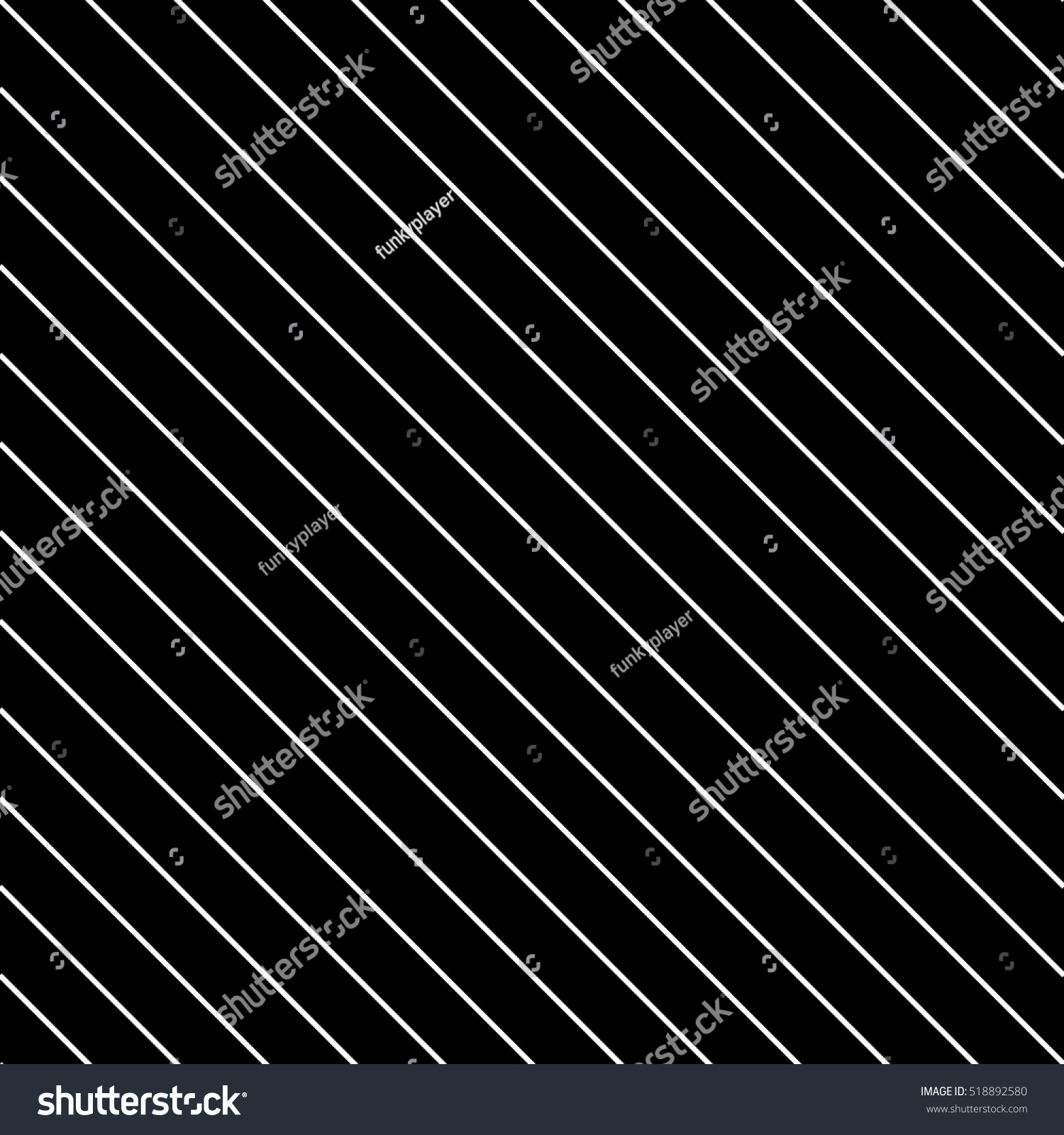 And black diagonal stripes background seamless background or wallpaper - Seamless Pattern With Symmetric Geometric Ornament White Diagonal Lines On Black Background Striped Abstract