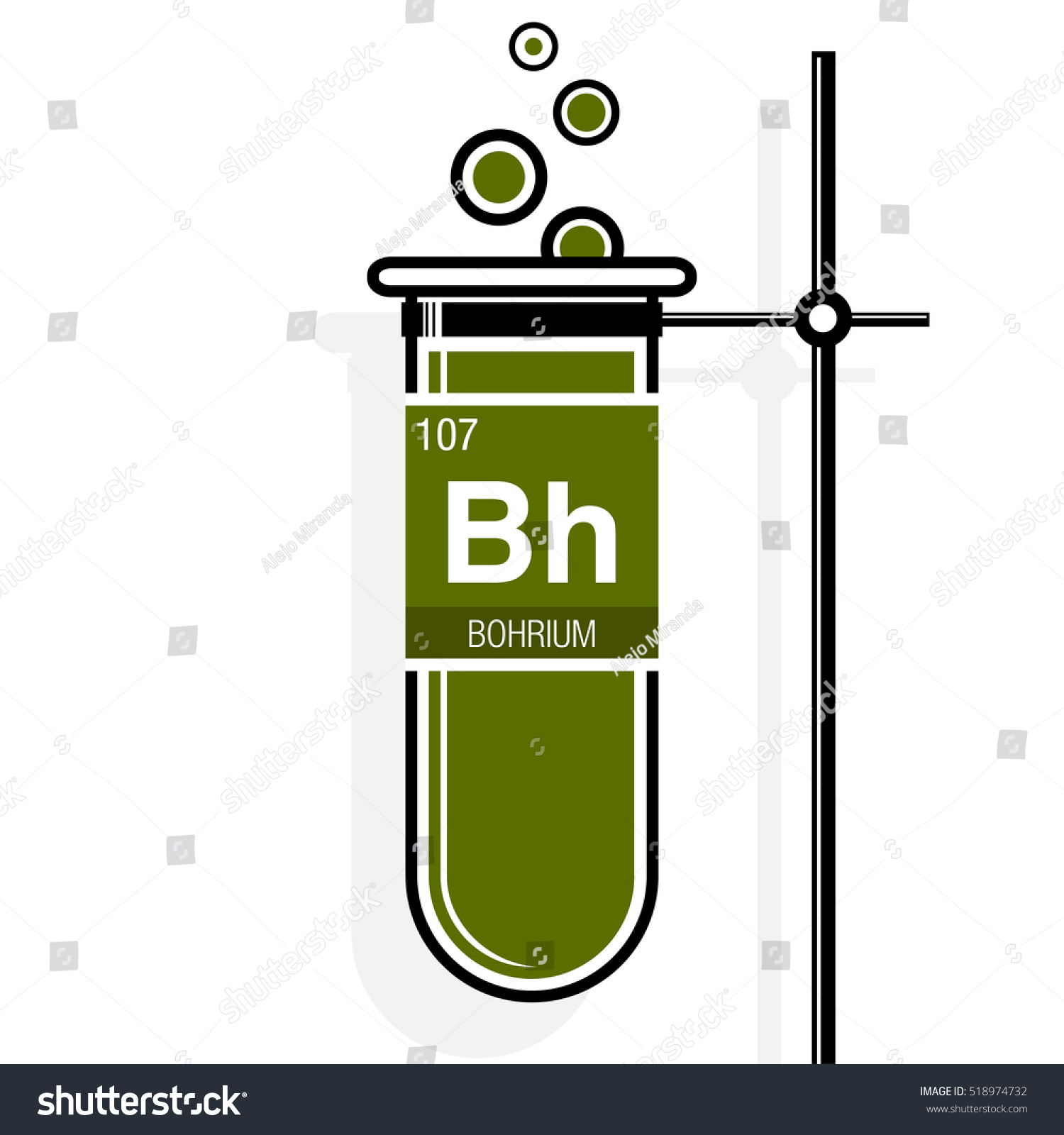 Bohrium symbol on label green test stock vector 518974732 bohrium symbol on label green test stock vector 518974732 shutterstock urtaz Choice Image