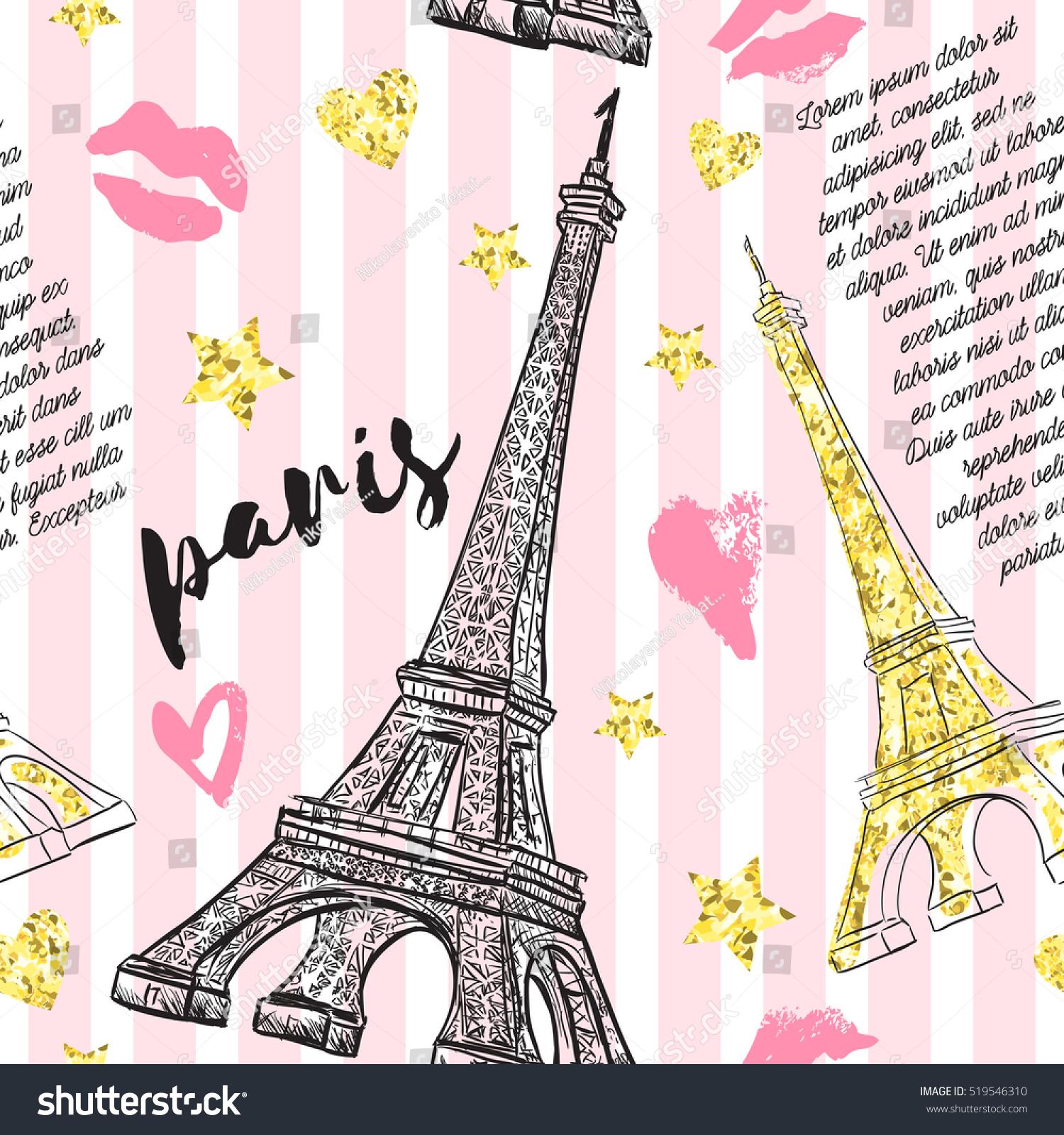 Gambar Wallpaper Paris Lucu