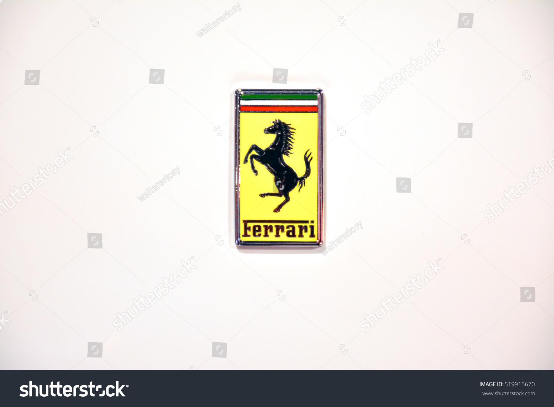 Manila Ph Nov 6 Ferrari Car Stock Photo 519915670 Shutterstock