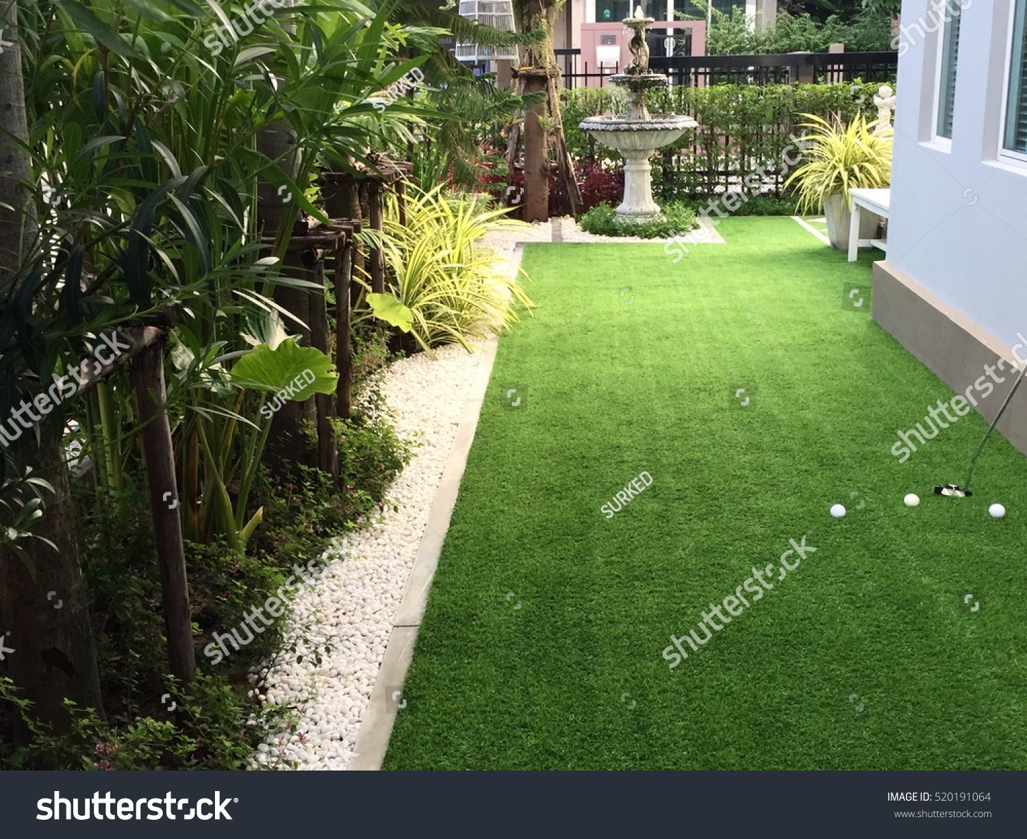 Awesome Home Golf Course Design Pictures - Amazing Design Ideas ...