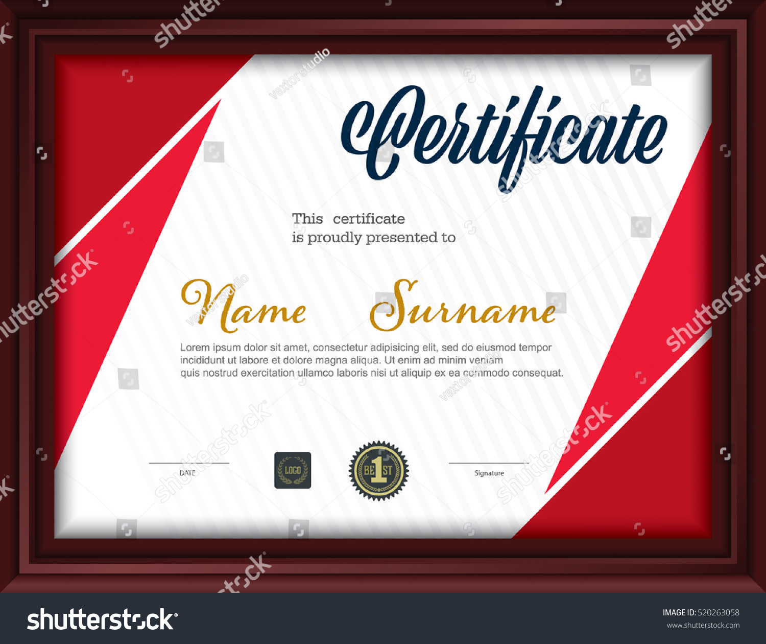 Business certificate templates badminton certificate generic business certificate templates badminton certificate business certificate templates badminton certificate yadclub Images