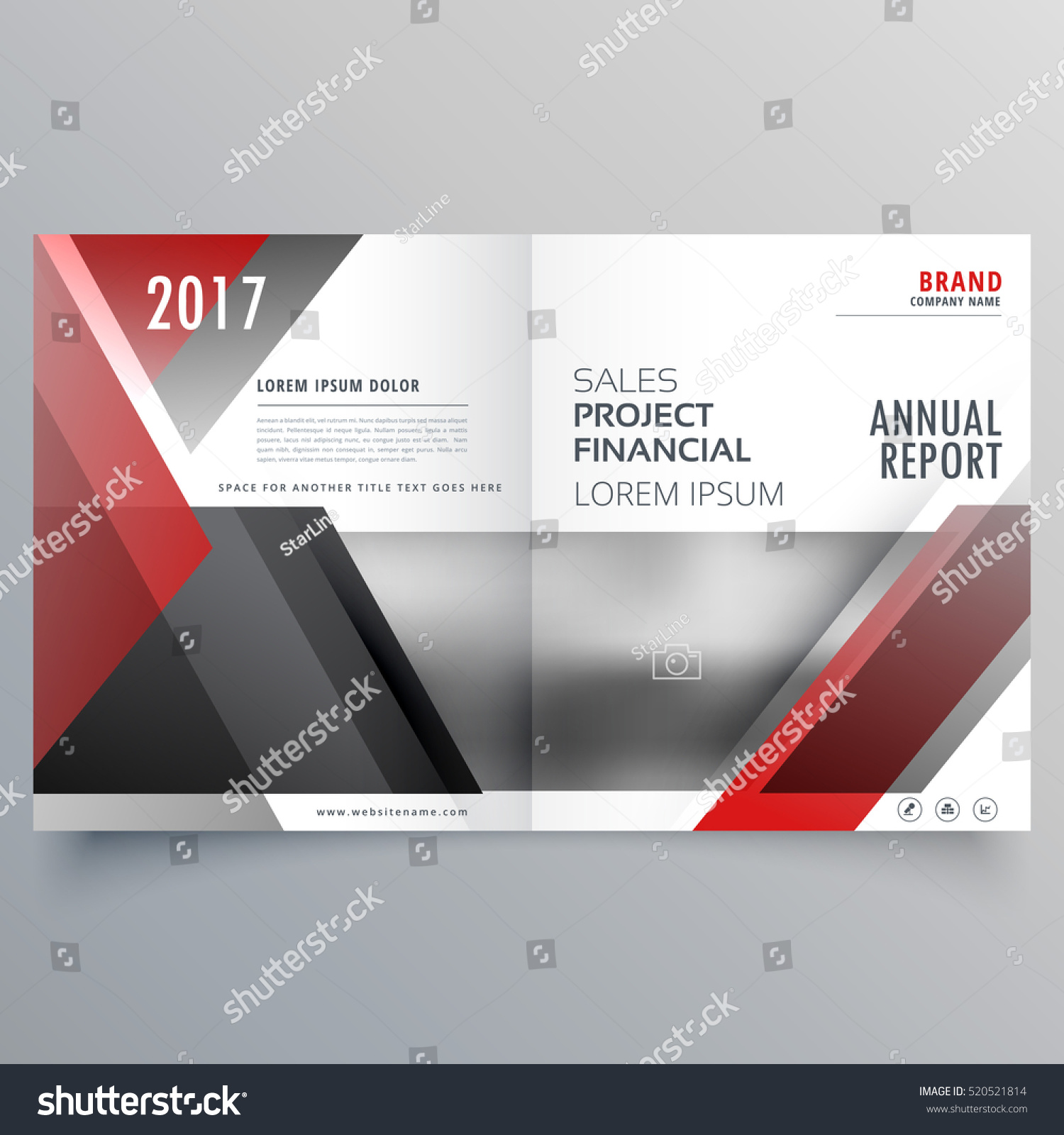 Coverpage Template Eliolera – Project Cover Page Template