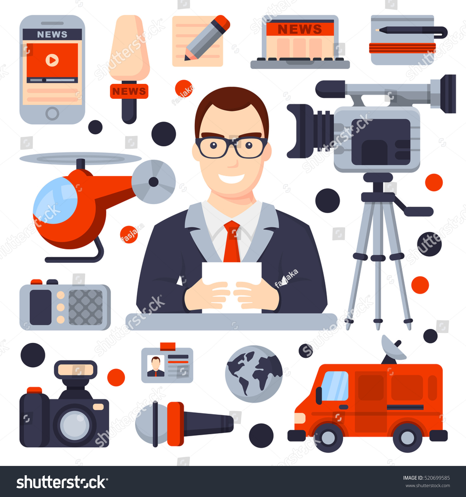 showing post media for information technology interview cartoons information technology interview cartoons illustrations flat icon set modern information
