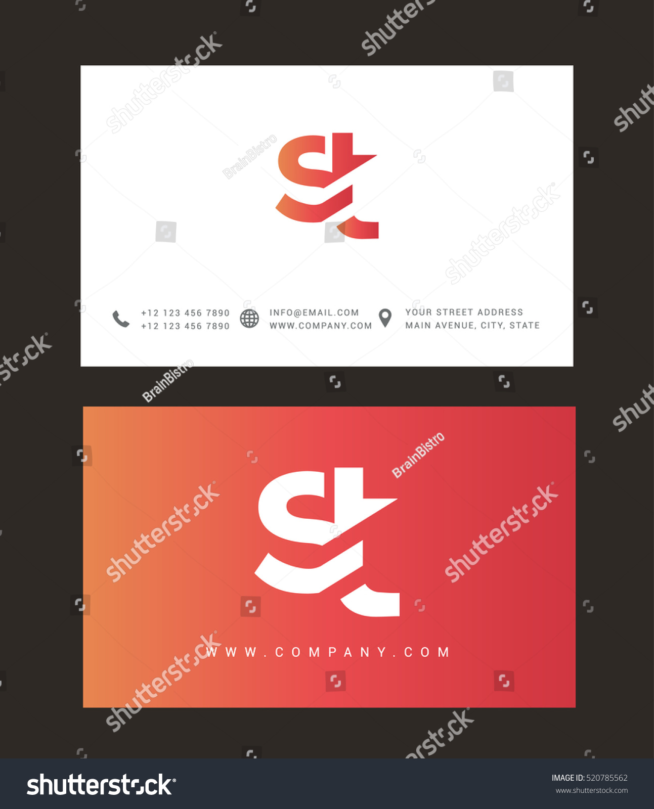 Nice 1 Inch Hexagon Template Thick 1 Page Resumes Examples Round 1.25 Button Template 10 Best Resumes Youthful 10 Tips To Making A Resume Brown100 Dollar Bill Template S T Letters Logo Business Card Stock Vector 520785562   Shutterstock