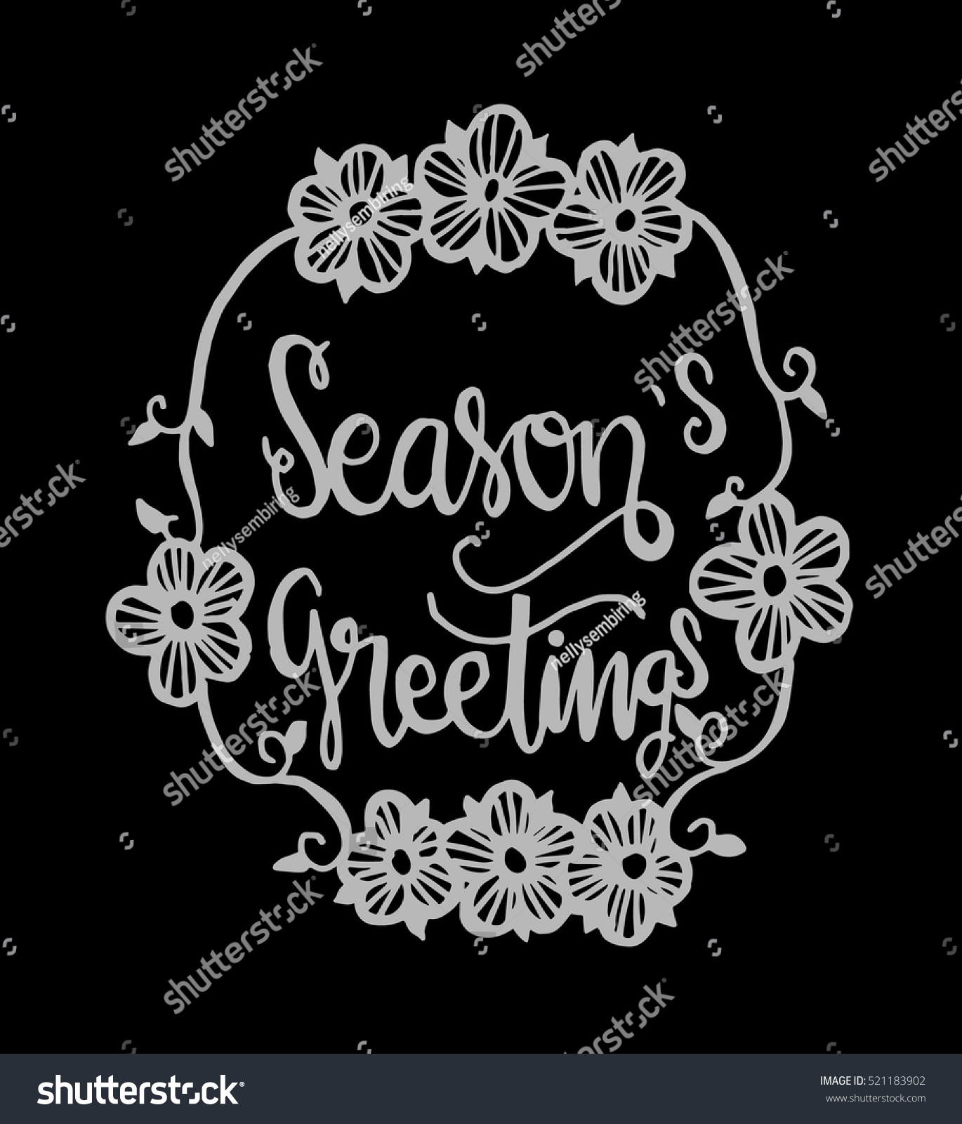 Seasons greetings hand lettered quote bible verse modern seasons greetings hand lettered quote bible verse modern calligraphy ez canvas m4hsunfo