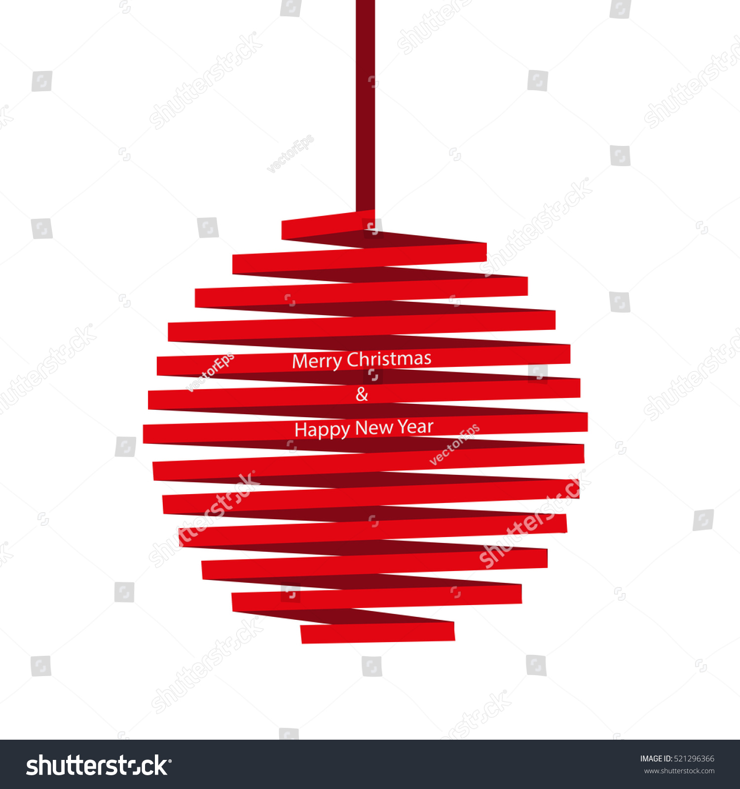 stock vector christmas ball made of red ribbon isolated on white background red ribbon with text banner for 521296366 banner swag wiring diagrams wiring diagrams Basic Electrical Wiring Diagrams at edmiracle.co