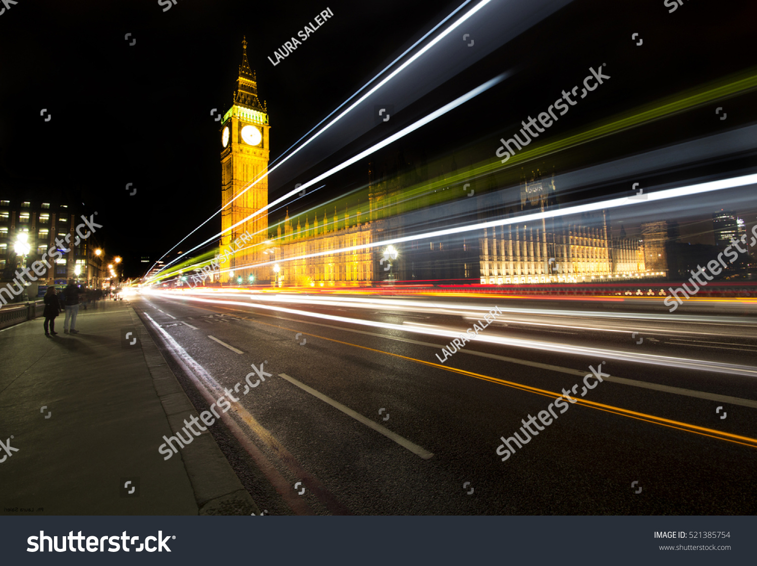 Big Ben One Most Important Symbols Stock Photo Royalty Free