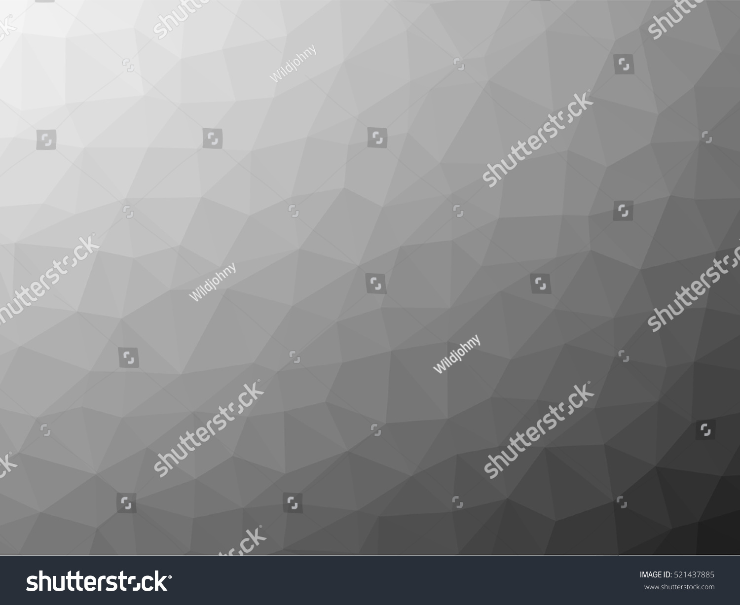 Grayscale gradient art