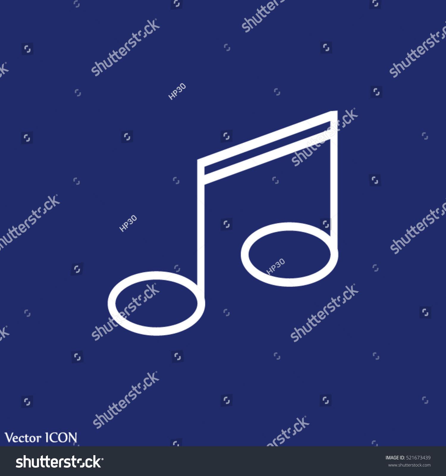 Music Note Symbols Ez Canvas
