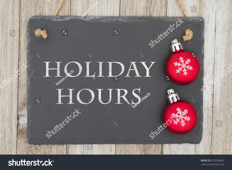Old Fashion Christmas Store Message Retro Stock Photo Edit Now 522006862
