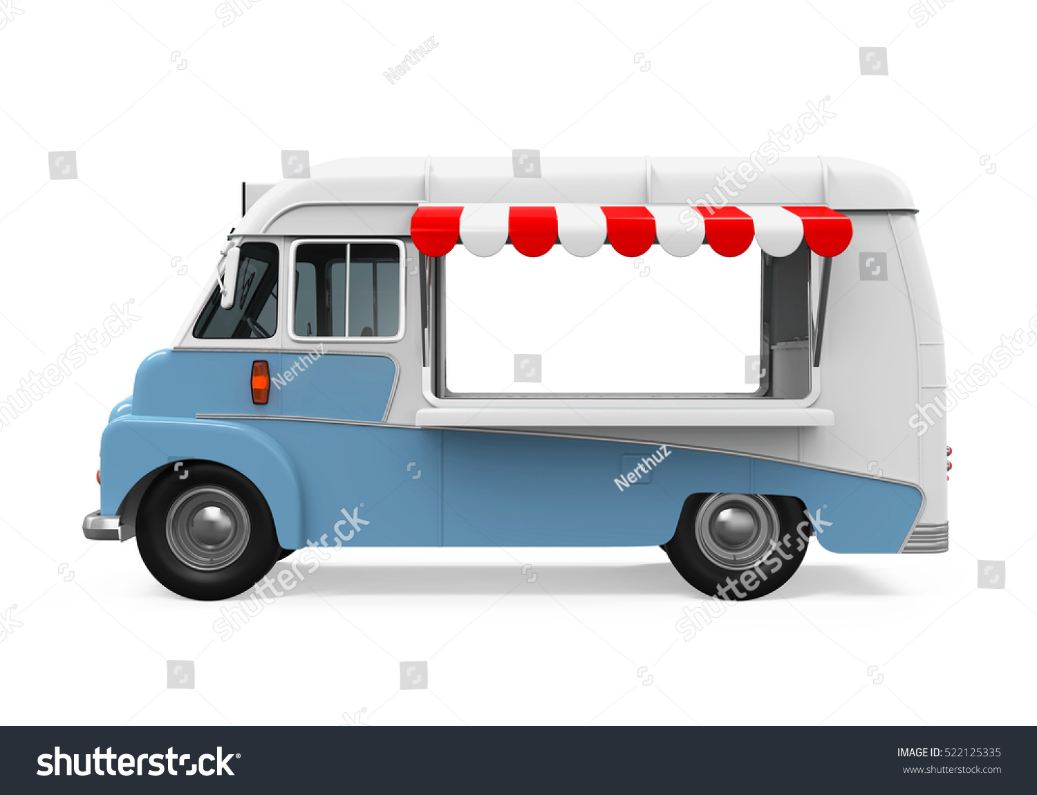Design Your Own Food Truck Project