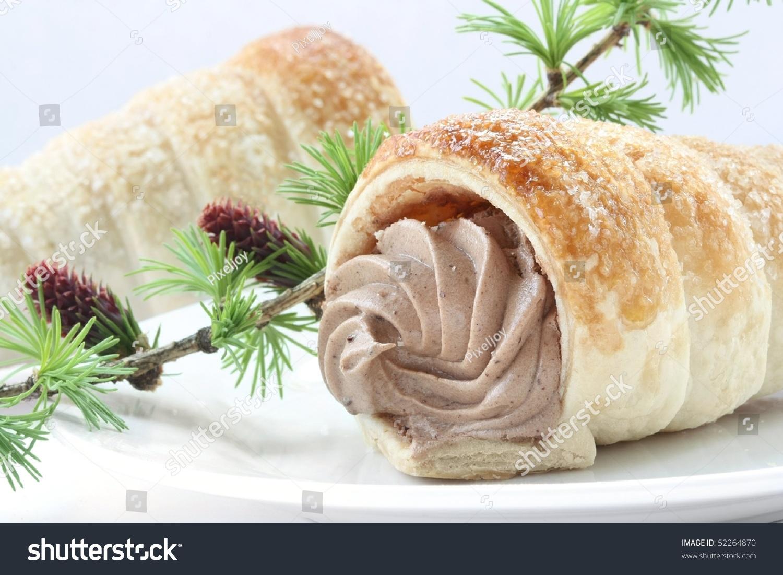 how to make cornet pastry