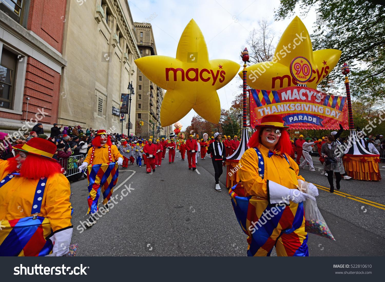 macy's thanksgiving parade 2018 broadway